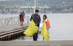 NYHS Participates in Worldwide Reverse Tashlich Project
